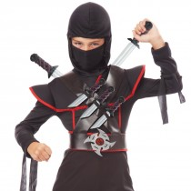 Stealth Ninja Toy Weapons & Belt