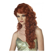 Mermaid Costume Wig