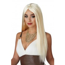 Blonde Demigoddess Adult Wig