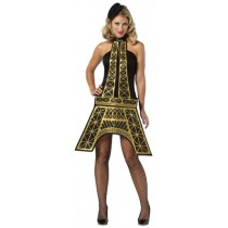Eiffel Tower Dress