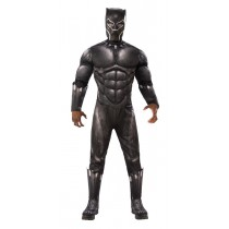 Deluxe Muscle Chest Black Panther