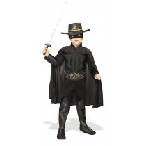 Deluxe Muscle Chest Kids Zorro