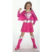 Pink Supergirl