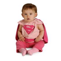 Supergirl Deluxe Bib