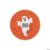 Basic Boo Paper Dessert Plates - 8 Ct