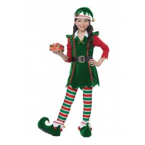 Festive Elf Child
