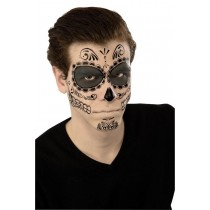 Dead Face Tattoo