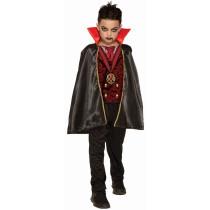 Classic Vampire Boy Child Costume