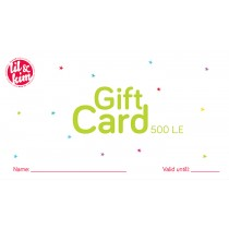 Gift Card_500