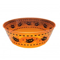 RETRO BLACK CAT BOWL