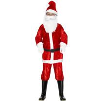 Mini Santa Costume