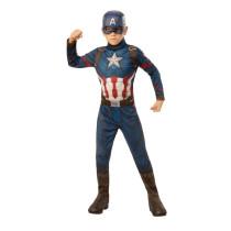 Endgame Captain America Child Costume