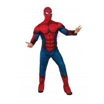 Deluxe Spiderman Muscle Chest
