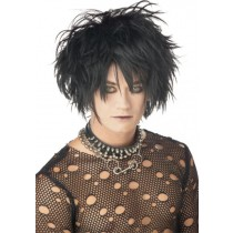 MidNight Fiend Costume Wig