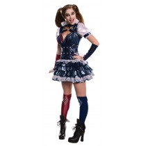 Secret Wishes Dress Harley Quinn