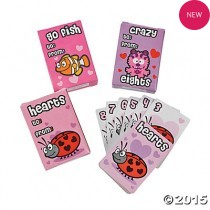 Mini Valentine Card Games